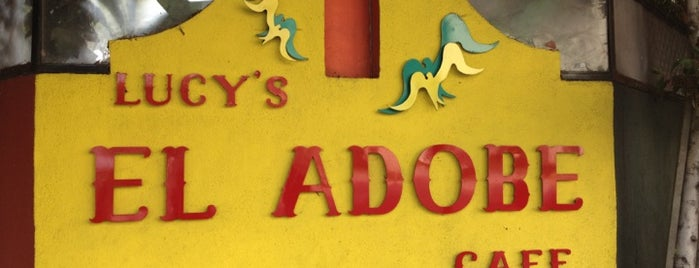 Lucy's El Adobe Cafe is one of Oldest Los Angeles Restaurants Part 1.