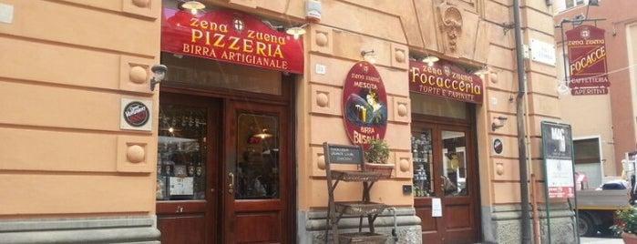 Zena Zuena is one of Genova.