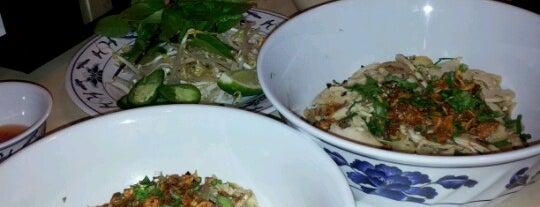 Pho Thai Binh Duong Pacific Restaurant is one of HOU Asian Restaurants.