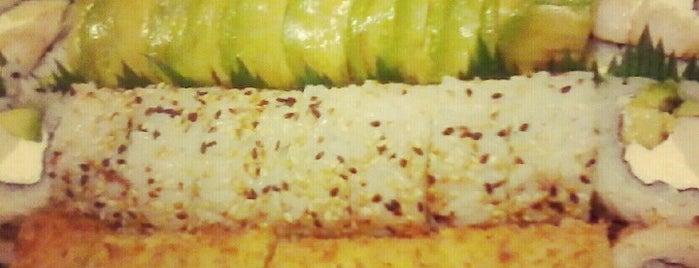 Sushile is one of sushis probados por mi!.