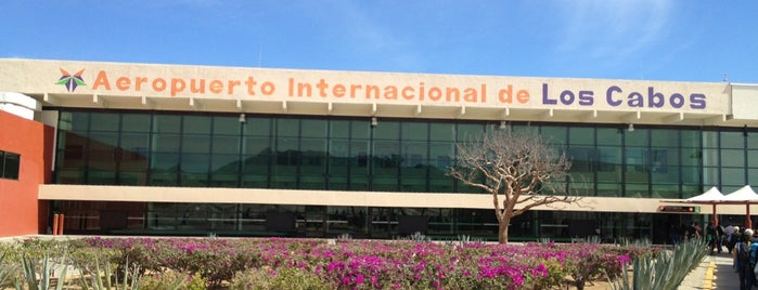 Aeropuerto Internacional de Los Cabos (SJD) is one of Free WiFi Airports 2.