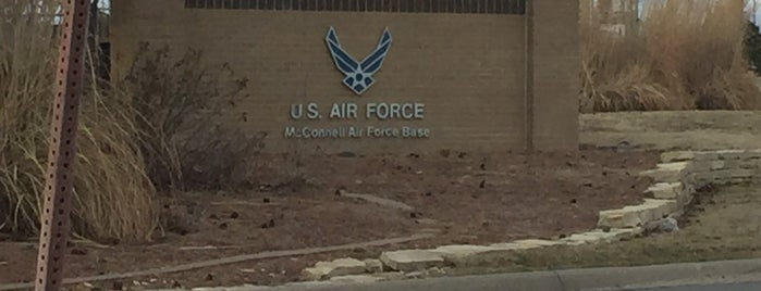 McConnell AFB is one of AFBs.