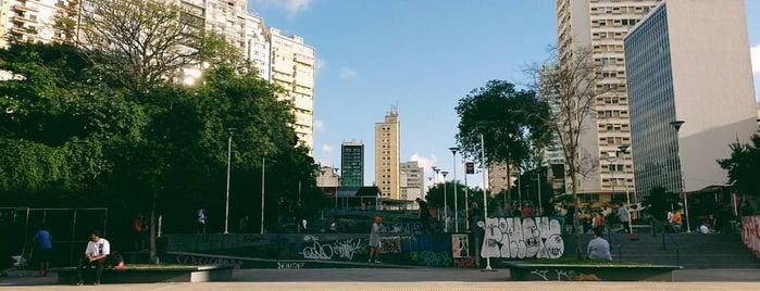 Praça Franklin Roosevelt is one of #IHeartSãoPaulo.