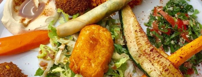 Salamat is one of Berlin food.