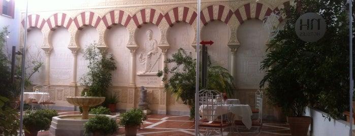 NH Califa Hotel Cordoba is one of Donde comer y dormir en cordoba.