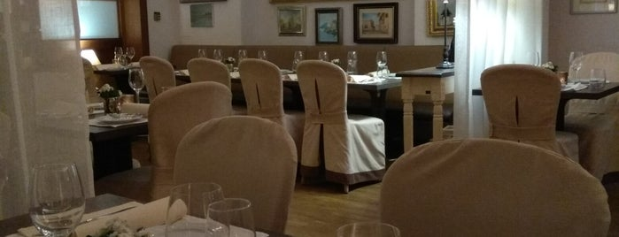 Ristorante Pagana is one of Spring issues.