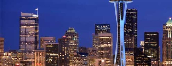 City of Seattle is one of Places To Visit.