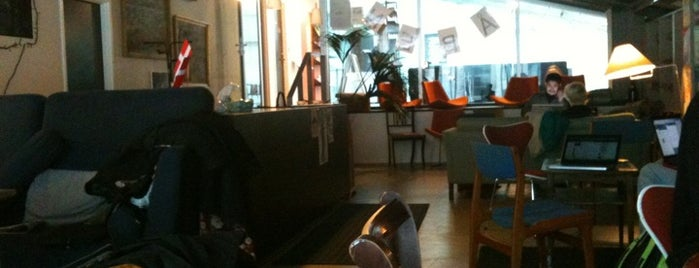 Café Analog is one of 4sqSpecials, der hygger!.
