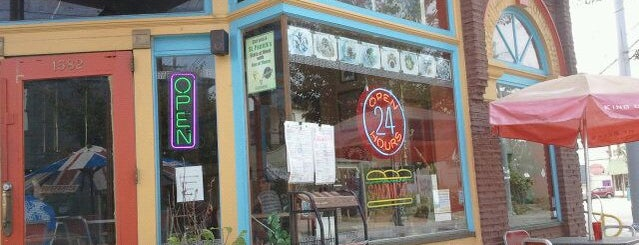 Cafe 360 is one of Guide to Louisville's best spots.