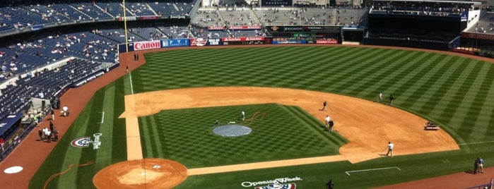 SAP Suite is one of Baseball Venue NY.