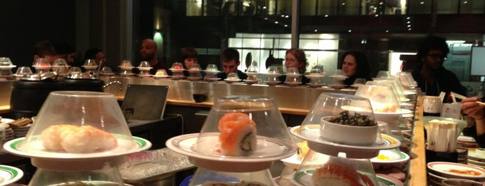 Sushi Circle is one of Essen 2.