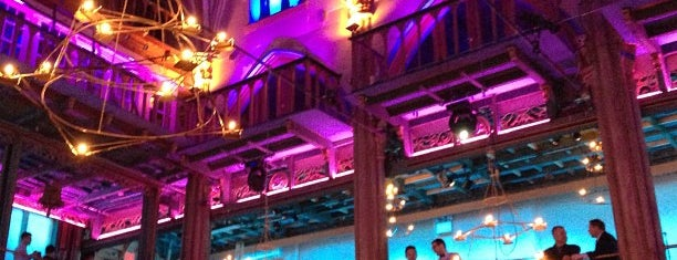 Angel Orensanz Foundation is one of Venues featured on the Artists Den.