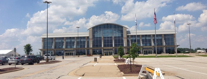 MidAmerica St Louis Airport is one of Hopster's Airports 1.