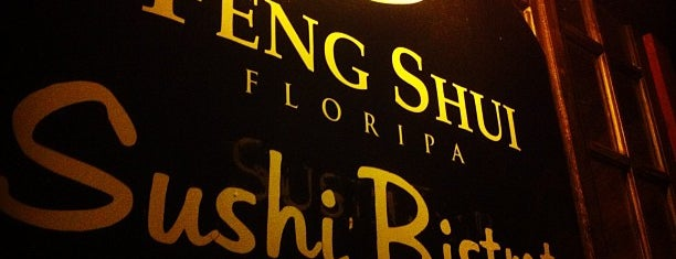 Sushi Bistrot Feng Shui is one of Floripa.