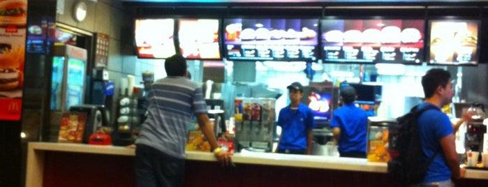 McDonald's is one of 1. Selangor Darul Ehsan.