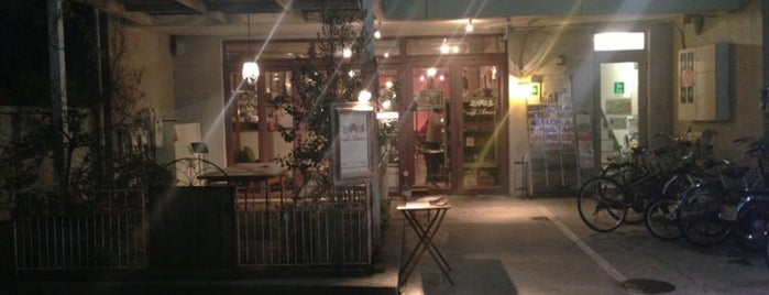 Cafe Amar is one of 食べ呑み 吉祥寺.