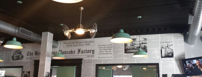 Brownstone Pancake Factory is one of Restaurants.