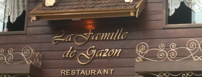 La Famille de Gazon is one of Gramado e Canela.