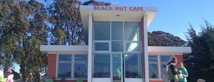 Beach Hut Café is one of Favorite Food.