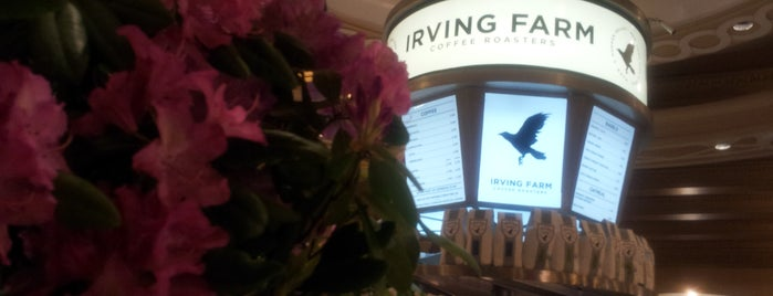 Irving Farm Coffee Roasters is one of Espresso - Manhattan >= 23rd.