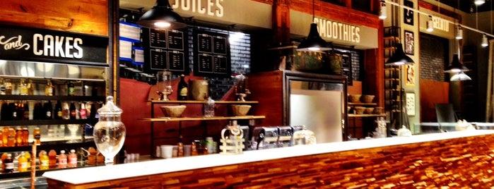 Brazilia Cafe is one of Espresso - Manhattan < 23rd.