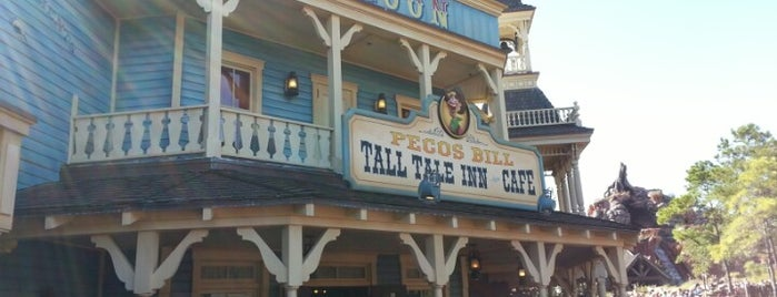 Pecos Bill Tall Tale Inn & Café is one of Favorite Places in Florida.