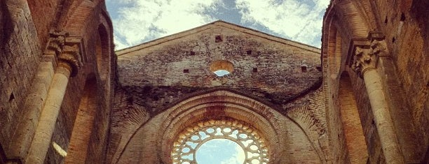 Abbazia Di San Galgano is one of Tuscany.
