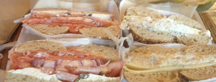 Zucker's Bagels & Smoked Fish is one of To eat lists.