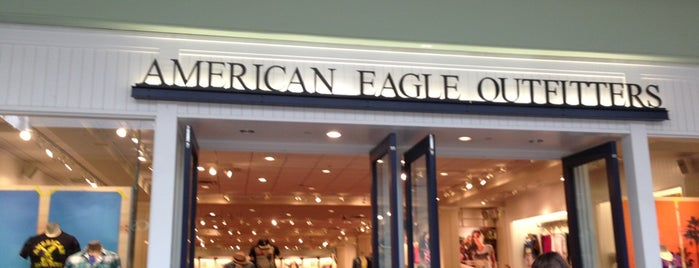 American Eagle Outfitters is one of US & Canada.