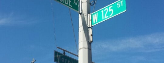 125th Street & Morningside Avenue is one of Club life out.
