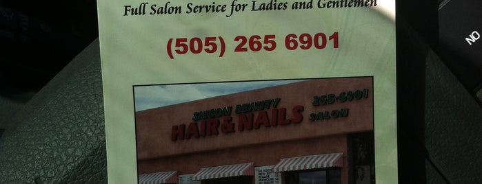 Saigon Beauty Salon is one of Places you can buy SORE NO MORE in ALBUQUERQUE, NM.