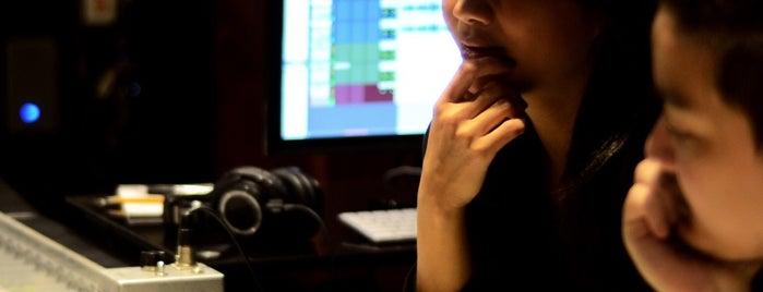 Paramount Recording Studio is one of Studio's.