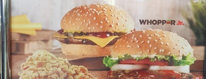 Burger King is one of eR!ka_Dianwitra.