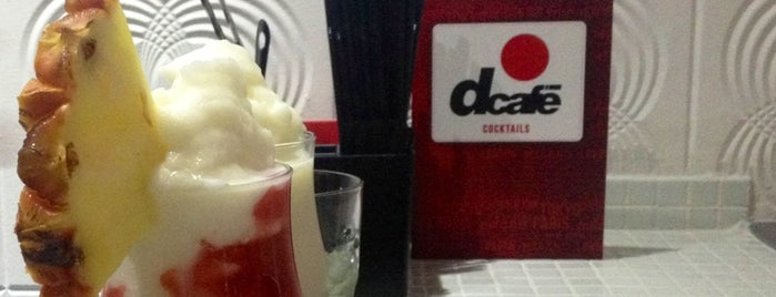Dcafé is one of Tenerife: restaurantes y guachinches..
