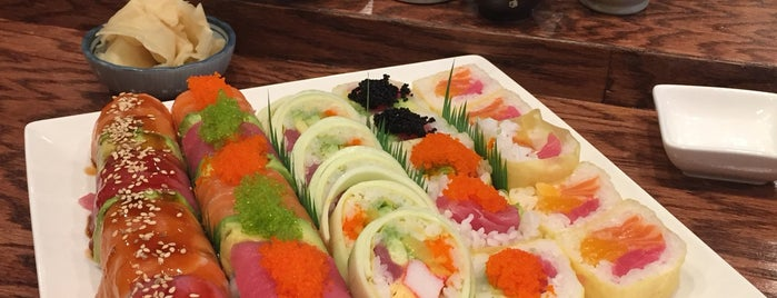 Takei Sushi is one of NJ To Do.