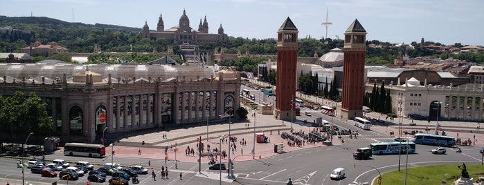 Arenas de Barcelona is one of Ausblick.
