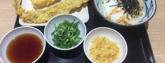 Marugame Seimen is one of Shop.