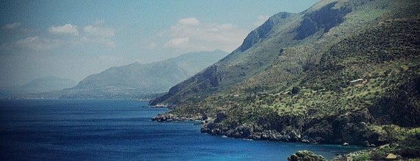 Riserva Naturale Orientata dello Zingaro is one of Italy 2014.