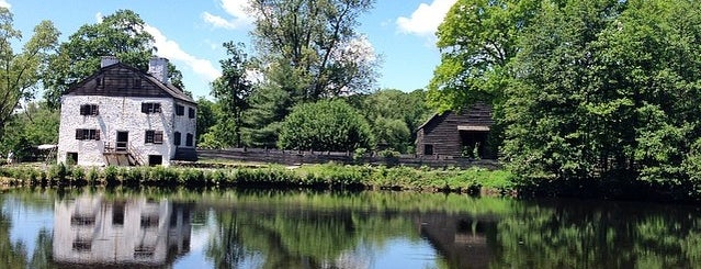Philipsburg Manor is one of Westchester.