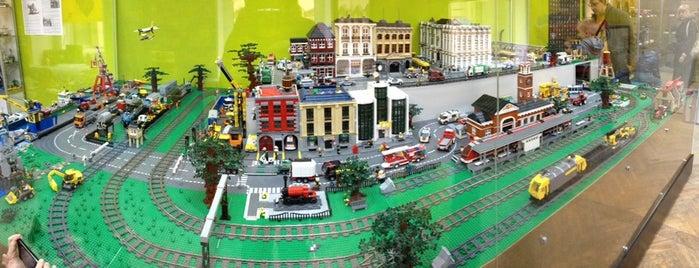 GameBrick. музей-выставка моделей из кубиков LEGO is one of Н.