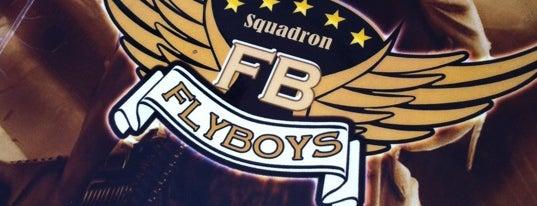 Escuadrón Flyboys is one of Tengo que probarlos.