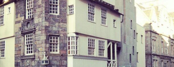 Scottish Storytelling Centre is one of Uk places.
