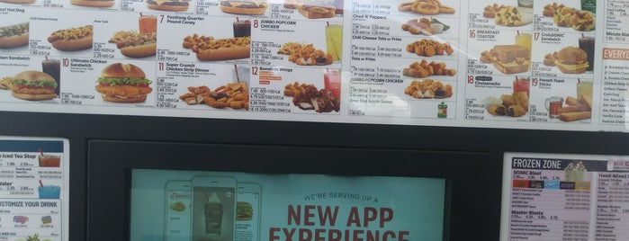 SONIC Drive In is one of Tasty places.