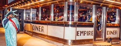 Empire Diner is one of Favorite Tips IV.