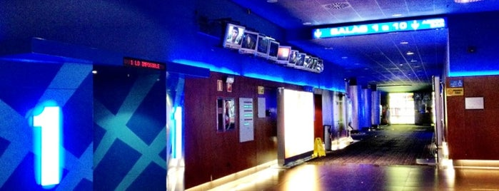 Yelmo Cines Plaza Mayor 3D is one of Mis Sitios.