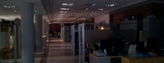 Ayto Madrid Economia+Consumo+Seguridad (Antiguo Museo de la Ciudad) is one of Conoce Madrid.