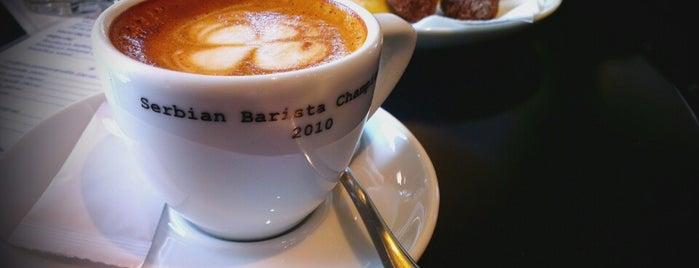 Fresh Cup is one of bar in belgrade.
