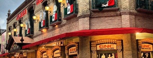 Plaza México is one of Centros Comerciales en Monterrey México.
