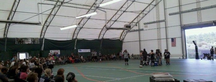 High Altitude Roller Derby is one of All Skate.