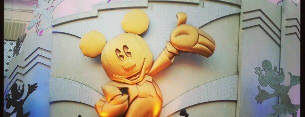Disney Store is one of Disney.